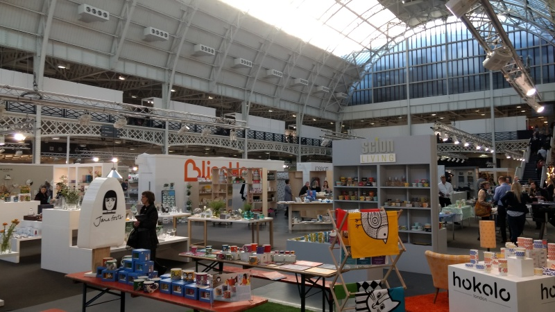 Top Drawer Trade Fair, London