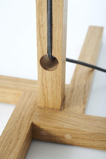 MLSL01 Standard Lamp Bottom Hole Cord Detail