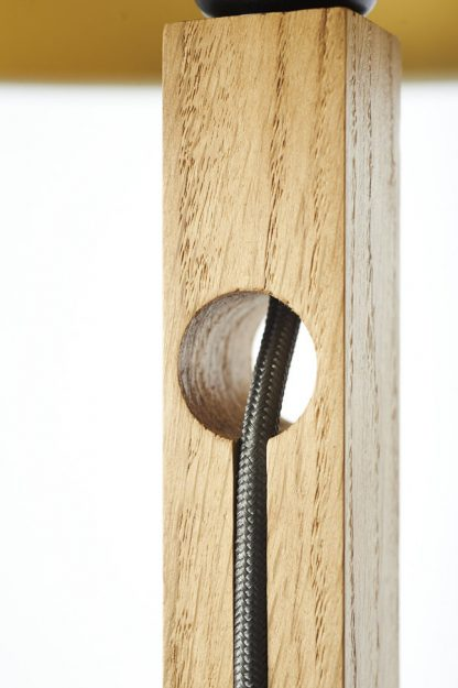 MLSL01 Standard Lamp Top Hole Cord Detail