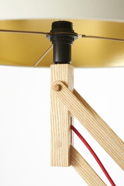Mark Lowe Adjustable Lamp Details