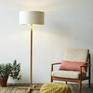Mark Lowe Lighting Lamp White Standard Lamp