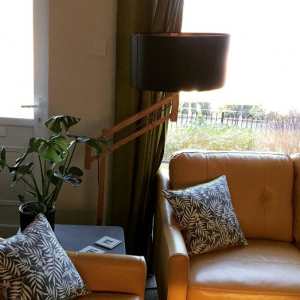 Customer Review Photo Mrs Williams Adjustable Standard Lamp